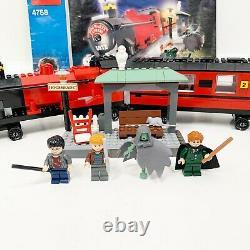 LEGOHarry Potter set Hogwarts Express 4758 Retired 99.9% Complete