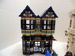 Lego 10217 Diagon Alley 2011 100% Build Complete