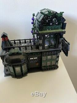 Lego 10217 Harry Potter Diagon Alley- Complete