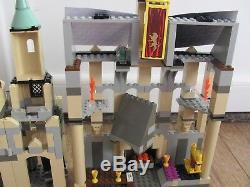 Lego 4709 @@ Harry Potter @@ Hogwarts Castle @@ 100% Complet