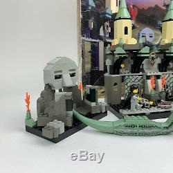 Lego 4730 Harry Potter & The Chamber of Secrets 100% Complete Boxed Retired