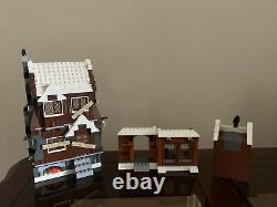 Lego 4756 Harry Potter SHRIEKING SHACK 100% Complete withInstructions NO BOX