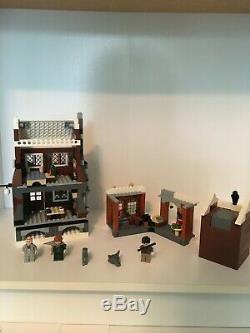 Lego 4756 Harry Potter SHRIEKING SHACK 95% Complete