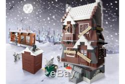 Lego 4756 Harry Potter SHRIEKING SHACK Complete NO Instructions
