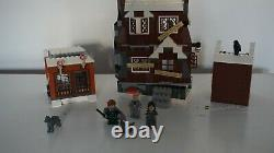 Lego 4756 Harry Potter Shrieking Shack 100% Complete With Instructions And Box