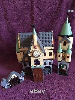 Lego 4757 Harry Potter Hogwarts Castle Château complet à 100 % + Notice CNG22