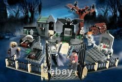 Lego 4766 Harry Potter GRAVEYARD DUEL Complete withInstructions C