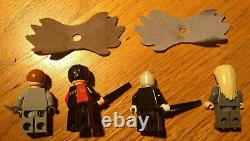Lego 4766 Harry Potter Graveyard Duel 100% COMPLETE withbox, instructions