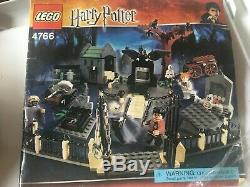 Lego 4766 Harry Potter Graveyard Duel 2005 Complete with all 8 minifigs