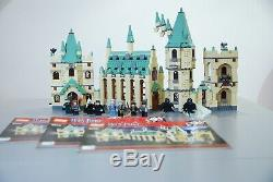 Lego 4842 Harry Potter Hogwarts Castle 100% Complete With Instructions