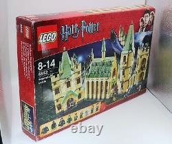 Lego 4842 Harry Potter Hogwarts Castle 100% Complete with box and instructions