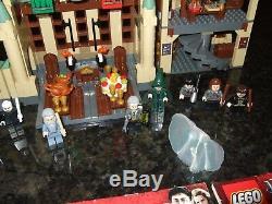 Lego 4842 Harry Potter Hogwarts Castle 3 Manuals, Minifigures, 100% Complete