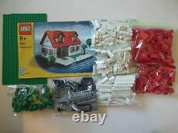Lego 4886 Designer Sets BUILDING BONANZA House Complete withInstructions