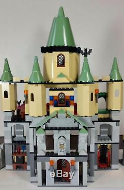Lego #5378 Harry Potter HOGWART's CASTLE near complete FAST SHIPPING
