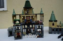 Lego 5378 Harry Potter Hogwarts Castle near complete fast shipping