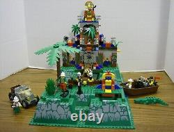Lego 5986 Jungle Adventurers AMAZON ANCIENT RUINS Complete withInstructions