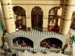 Lego 71043 Hogwart's Castle Harry Potter 100% Complete Manual Box Minfigures
