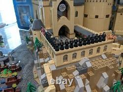 Lego 71043 Hogwarts Castle 100% original complete with box instructions