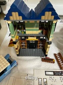 Lego Harry Potter 10217 4841 4867 4866 4840 4842 4738 4737 Not Complete Legos