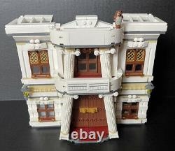 Lego Harry Potter 10217 Diagon Alley 100% Complete Adult Owned And Displayed