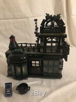 Lego Harry Potter 10217 Diagon Alley Completely Original/Prebuilt