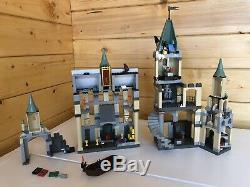 Lego Harry Potter 4709 Hogwarts Castle 1st Edition Complete Box Instrs Figures