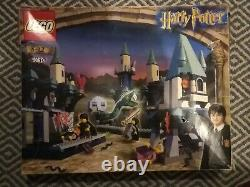 Lego Harry Potter 4730 Chamber of Secrets 100% Complete with box and manual