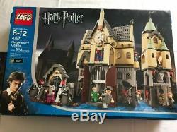 Lego Harry Potter 4757 Hogwart's Castle Complete Set