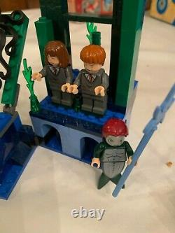 Lego Harry Potter 4762 Rescue from the Merpeople COMPLETE Orig Box+Instructions
