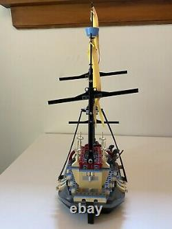 Lego Harry Potter #4768 The Durmstrang Ship 99% complete withmini figs