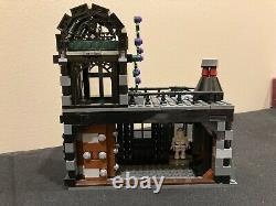 Lego Harry Potter Diagon Alley (10217) 100% Complete