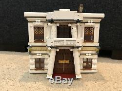 Lego Harry Potter Diagon Alley #10217 100% Complete