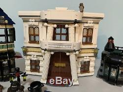 Lego Harry Potter Diagon Alley 10217 100% Complete with Instructions