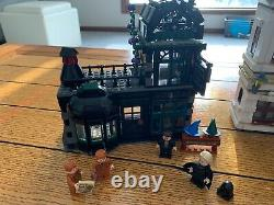 Lego Harry Potter Diagon Alley 10217 COMPLETE RARE Orig Box & Instructions