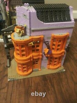 Lego Harry Potter Diagon Alley (75978) complete