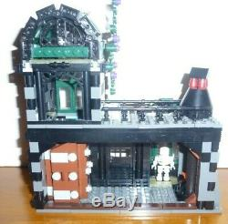 Lego Harry Potter Diagon Alley Set 10217 100% Complete with No Box. 2025 pieces
