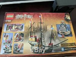Lego Harry Potter Goblet of Fire The Durmstrang Ship (4768) Complete