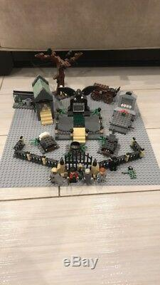 Lego Harry Potter Graveyard Duel 4766 100% Complete with Box and Instructions