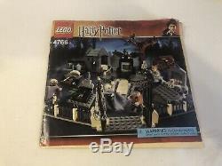Lego Harry Potter Graveyard Duel 4766 99.9% Complete