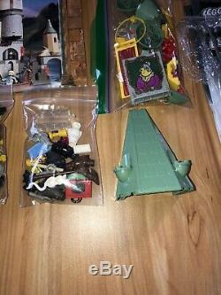 Lego Harry Potter Hogwarts Castle (4709) 100% Complete with NEW STICKER SHEET