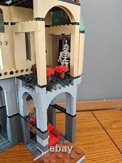 Lego Harry Potter Hogwarts Castle (4757) Prisoner of Azkaban 100% Complete