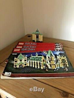 Lego Harry Potter Hogwarts Castle (4842) complete incl minifigures