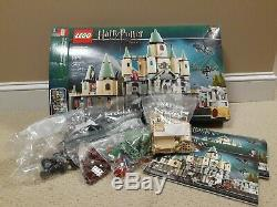 Lego Harry Potter Hogwarts Castle (5378) 100% Complete Rare with Box and Manuals
