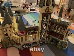 Lego Harry Potter Hogwarts Castle 71043 100% Complete
