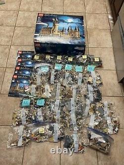 Lego Harry Potter Hogwarts Castle 71043 99% Complete NewOpenBox READ DESCRIPTION