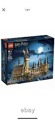 Lego Harry Potter Hogwarts Castle Set (71043) Authentic and 100% complete