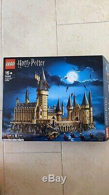 Lego Harry Potter Hogwarts Castle Set (71043) Complete, Instructions Boxed