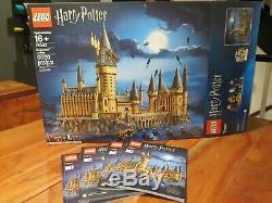 Lego Harry Potter Hogwarts Castle Set (71043) USED 100% COMPLETE
