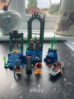 Lego Harry Potter Rescue From The Merpeople 4762 Rare 99% Complete