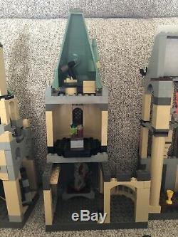 Lego Harry Potter Set 4709 Hogwarts Castle 1st Edition 100% Complete Rare 2001